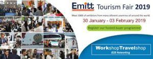 23rd EMITT Exhibition Istanbul to be held from Jan. 31, 2019