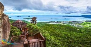 Sanya is safeguarding its natural beauty by saying 'yes' sustainable eco-tourism