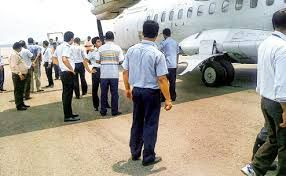 Mechanical SNAG Forces Alliance Air Flight to Land in Delhi