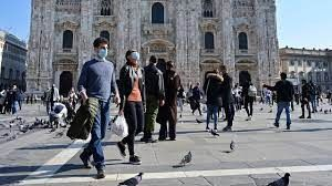 Tourists slowly coming back to Italy after easing of restrictions