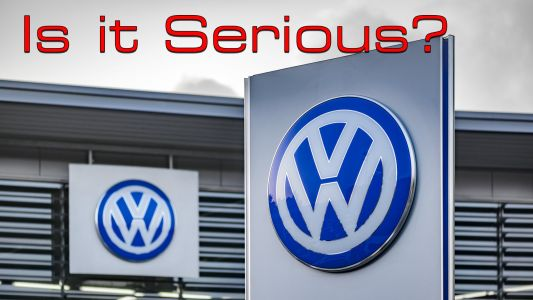 Volkswagen's 35 Million Blunder: Can We Take It Seriously?