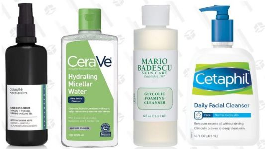 The Face Wash To Steal From Your Girlfriend