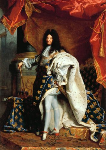 Daily Dose of Europe: Rigaud's Louis XIV