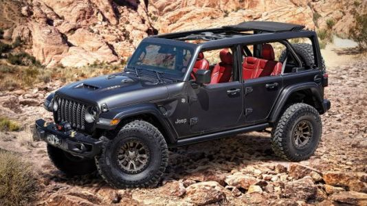 Why Jeep's New V8 Jeep Wrangler Won't Distract Us From The Ford Bronco Quite Yet