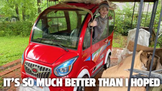 Unboxing The World's Cheapest New Car Reveals It's So Much Better Than You Think