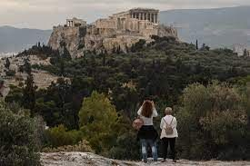 Greece witnesses tourism increase