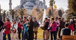 In the initial 10 months of 2019, Istanbul welcomed 12.69 million international tourists!