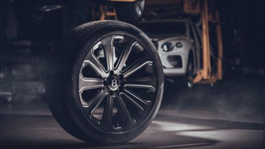 Bentley Claims It Made The Largest Carbon Fiber Wheels In The World
