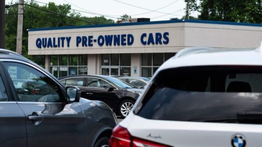 Car Sales People Have Little Left To Do