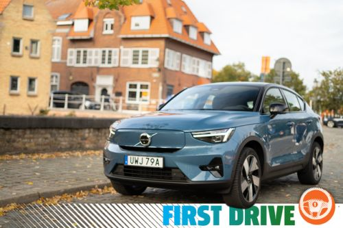 The 2022 Volvo C40 Recharge Is The Right Car For The Wrong Price