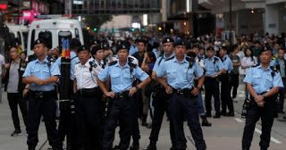 Hong Kong tourism, hotel occupancy falls as protests drag on