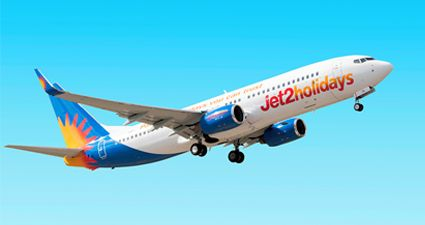 Jet2.com has restarted flights to amber countries